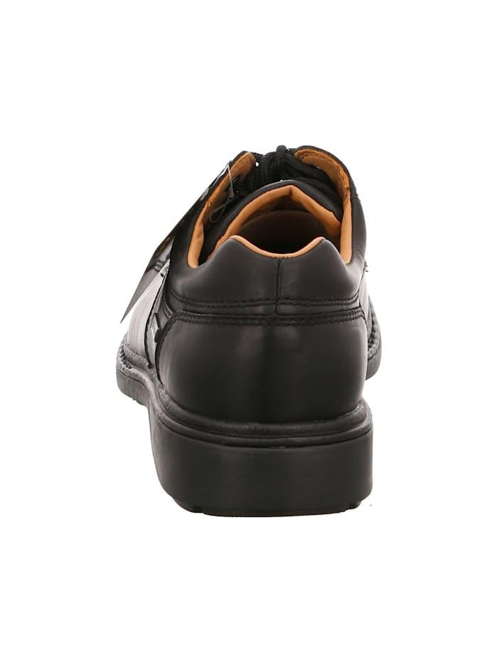 Herren Schnürschuh in schwarz