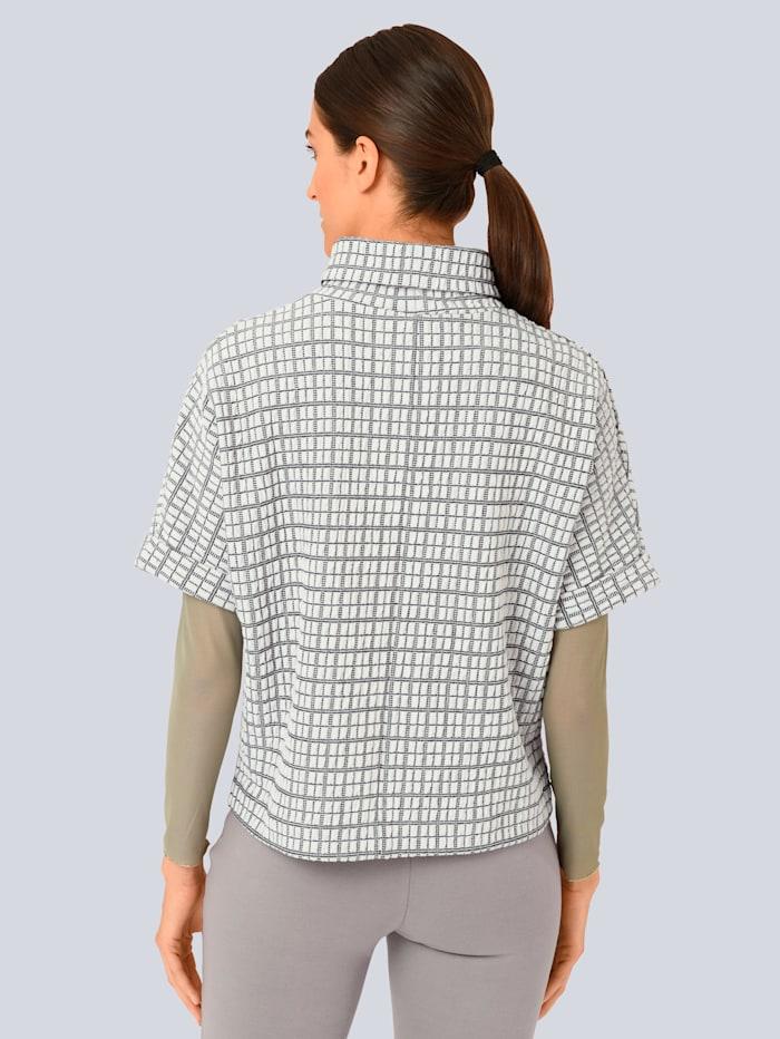 Shirt in schön strukturierter Qualität