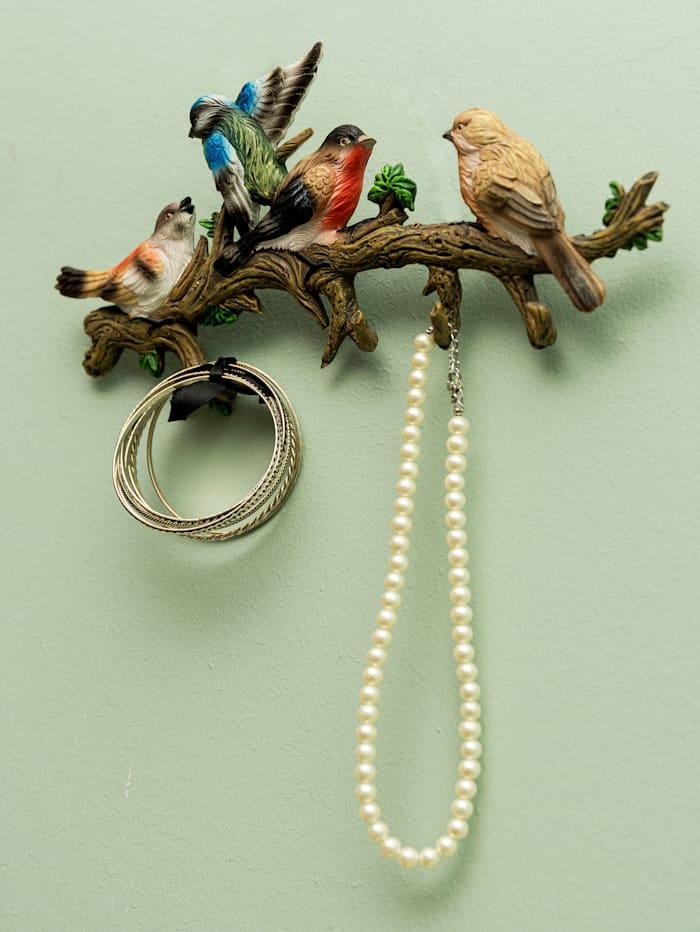 Nástenný držiak na šperky