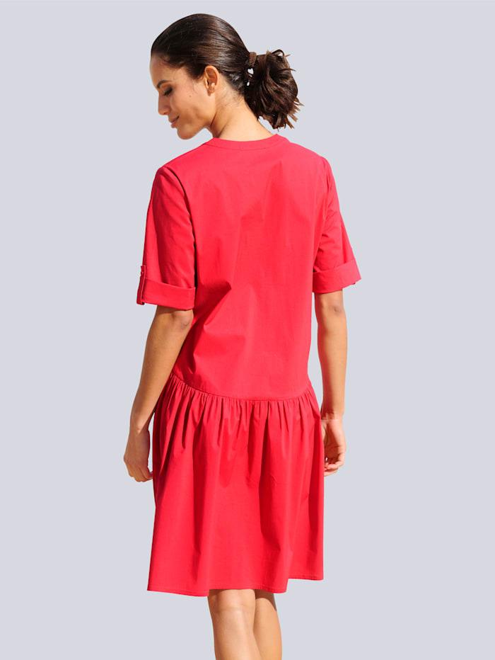 Strandkleid aus sommerlichem Popeline