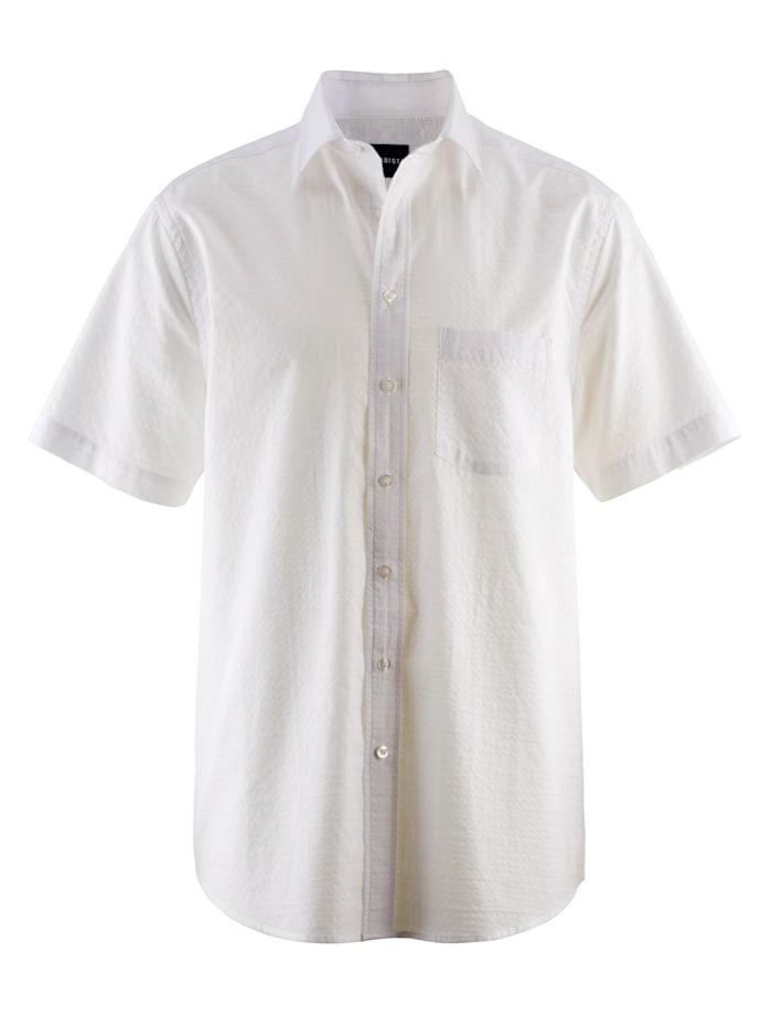 BABISTA Seersuckerhemd, Weiß