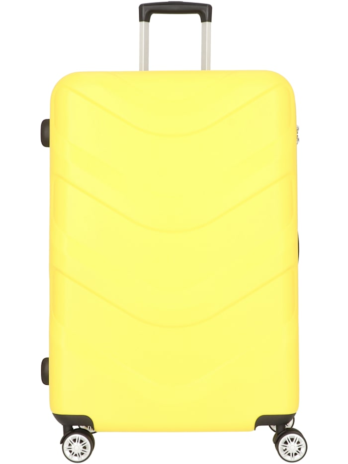 Stratic Arrow 2 4-Rollen Trolley 76 cm, yellow