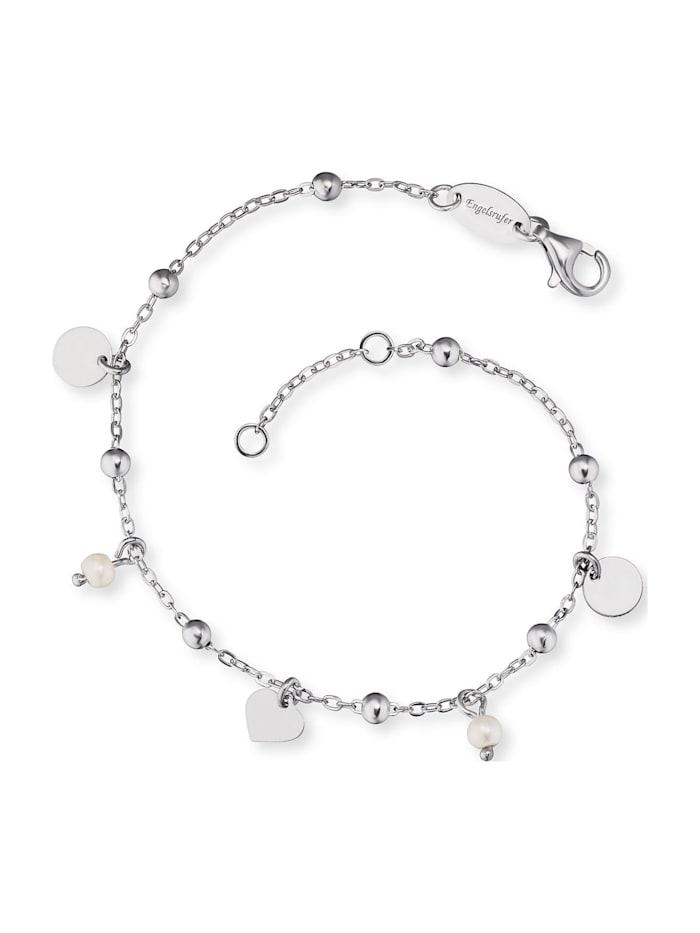 Engelsrufer Engelsrufer Damen-Armband Little Joy 925er Silber, silber