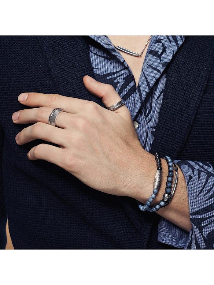 Armband 925/- Sterling Silber Koralle (rek.) 21cm Glänzend 19.995ct