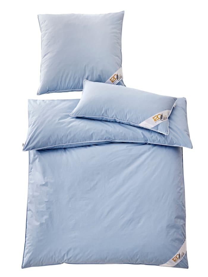 OBB Daunen- & Federn  Bettenprogramm, Blau