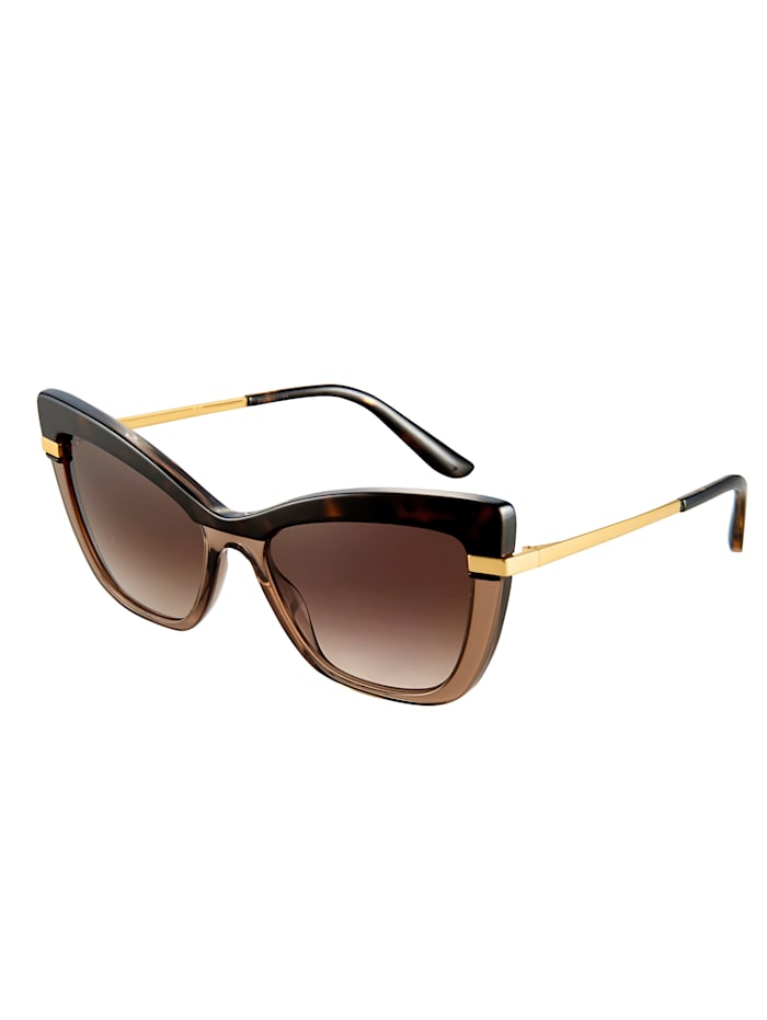 Dolce & Gabbana Sonnenbrille, Braun
