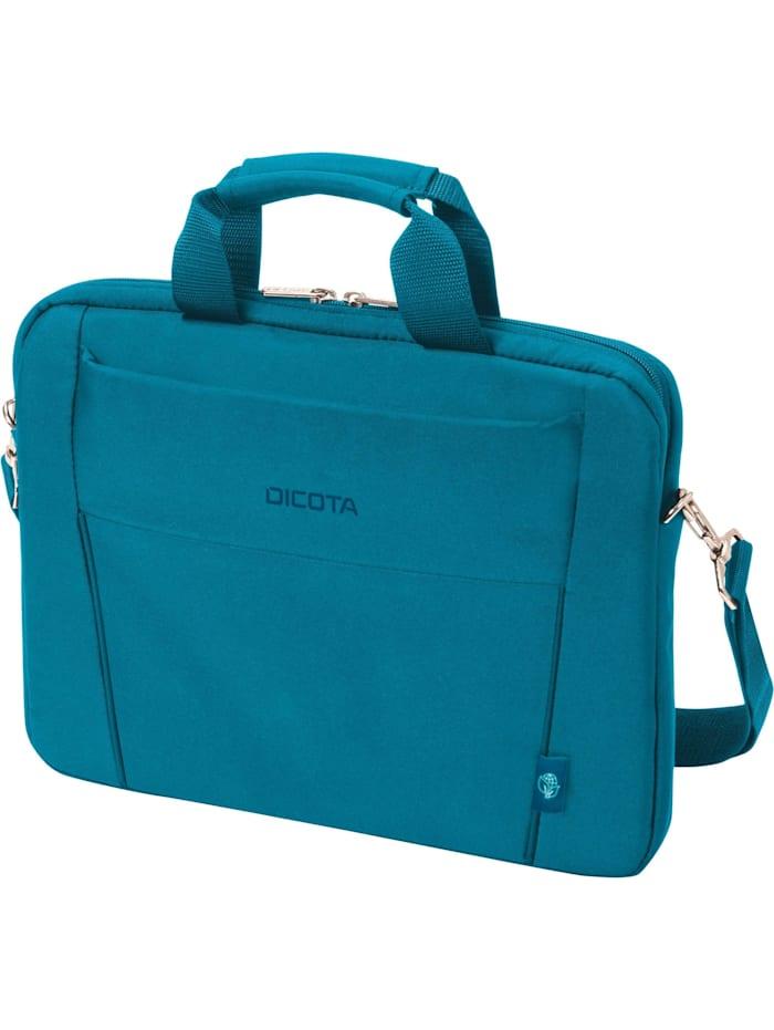 Dicota Notebooktasche Slim Eco BASE, Blau