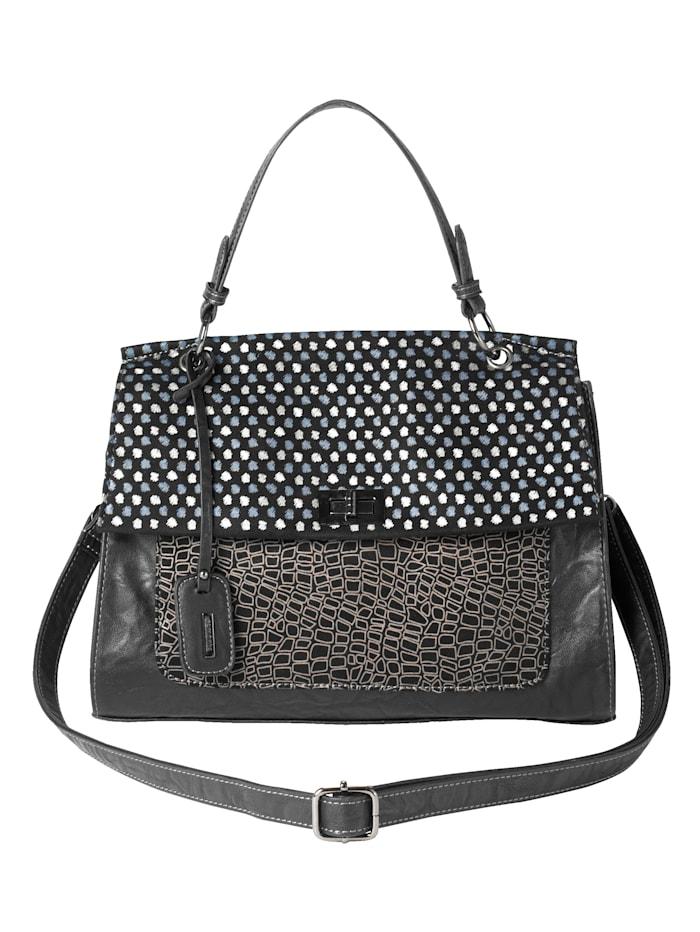 Handtasche aus hochwertigem Softmaterial