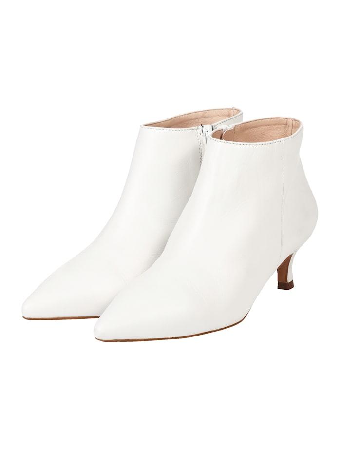 SIENNA Ankle Boot, Weiß