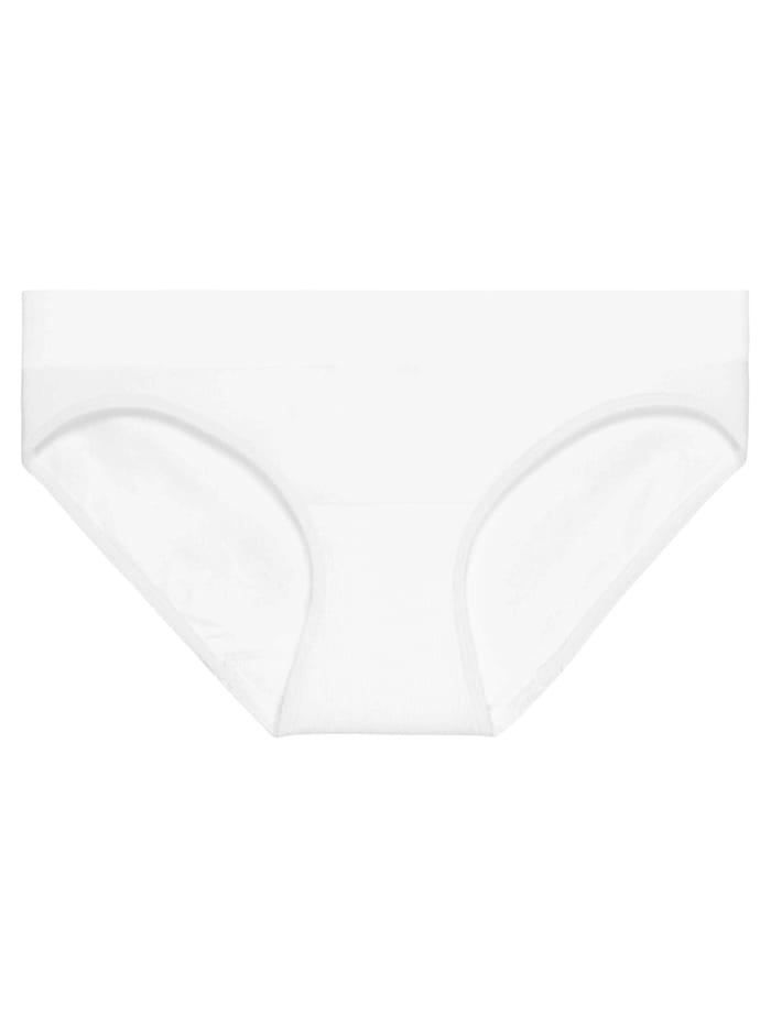 Jockey Bikini-Slip STANDARD 100 by OEKO-TEX zertifiziert, White
