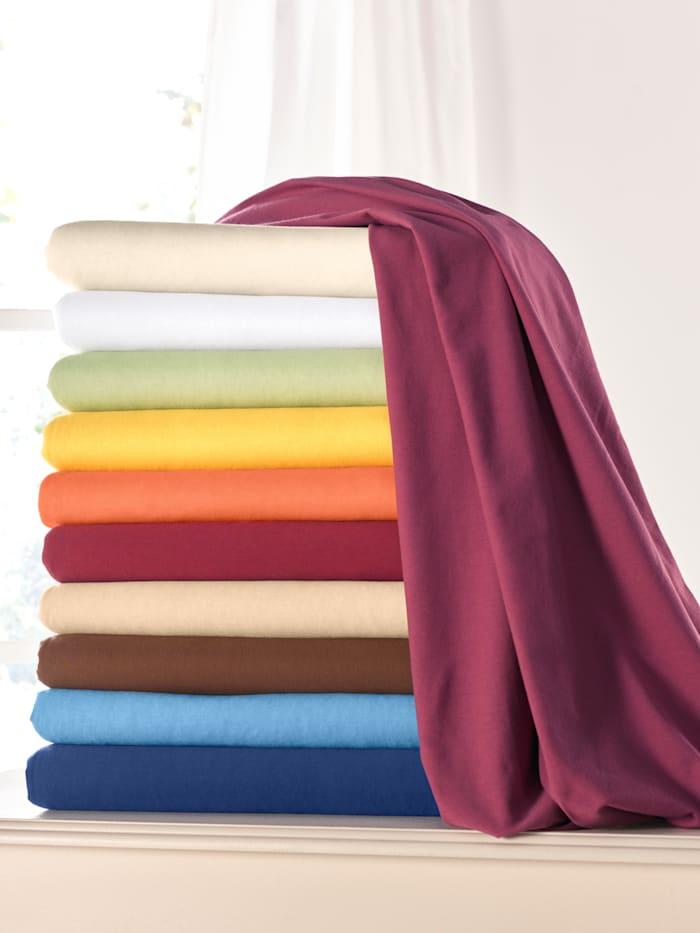 Strekklaken i nydelige farger