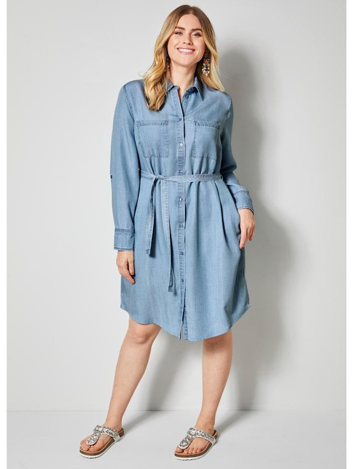 Kleid aus reinem Lyocell
