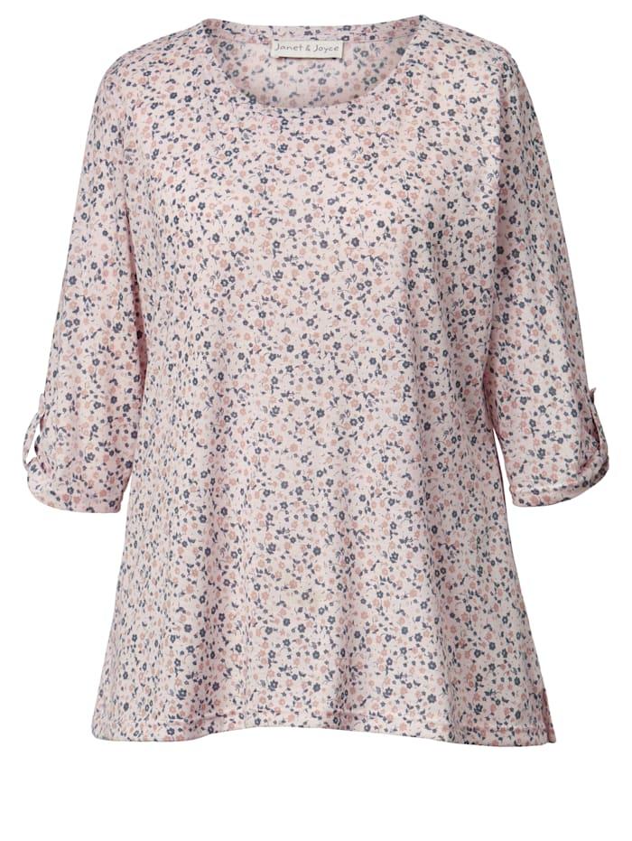 Janet & Joyce Shirt, Roze