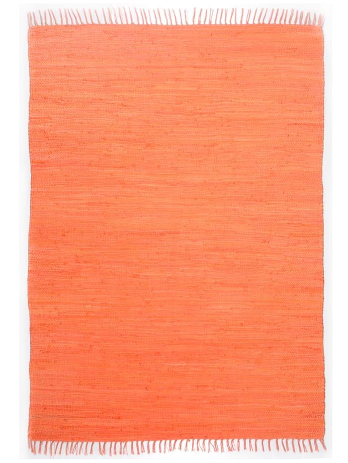 Theko®die Markenteppiche Handwebteppich Ulli, Terra