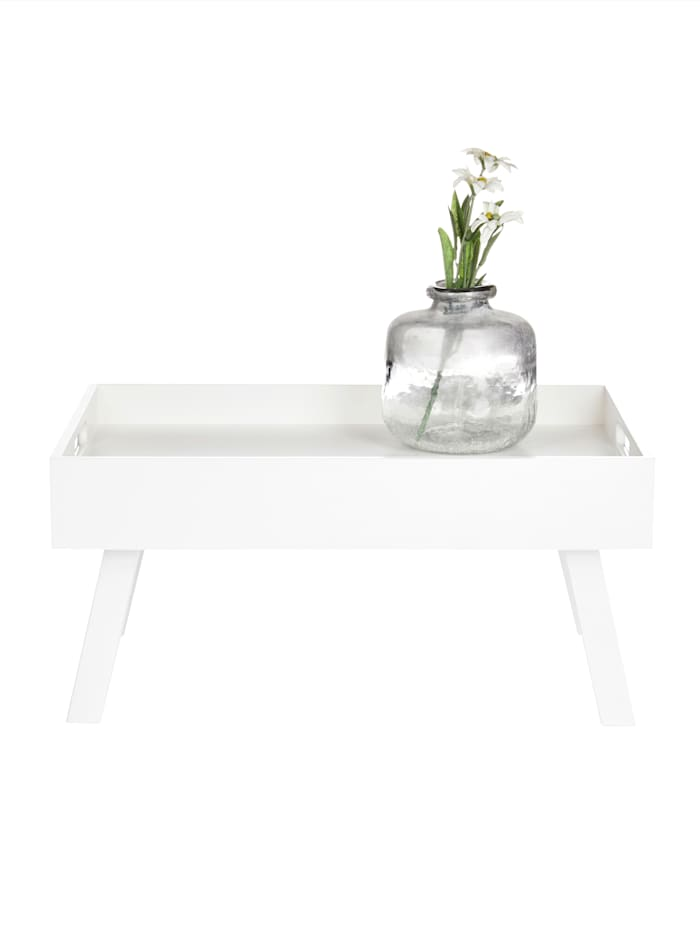 IMPRESSIONEN living Tablett, white