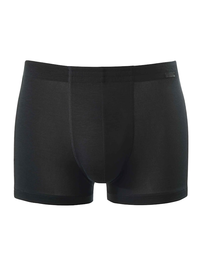 Calida New Boxer STANDARD 100 by OEKO-TEX zertifiziert, black