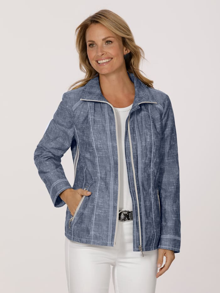 MONA Jacket, Blue