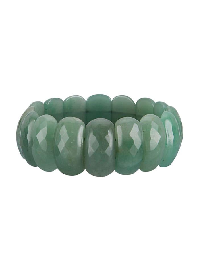 KLiNGEL Armband mit Aventurin, Grün