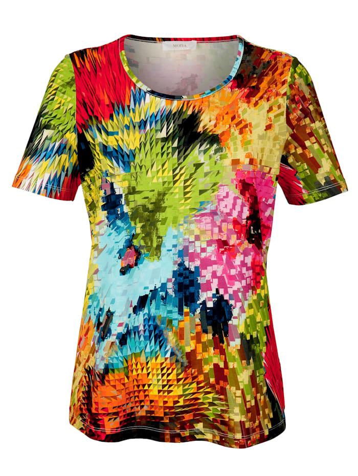 T-shirt à motif graphique