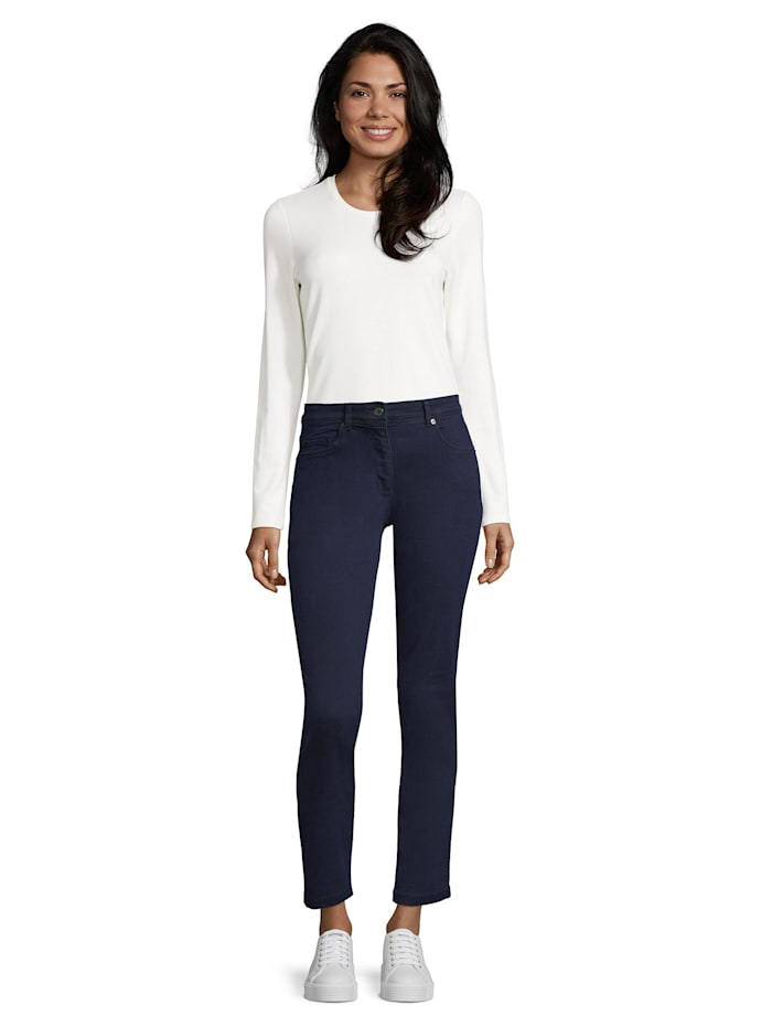 Betty Barclay Stretch-Hose Slim Fit, Dunkelblau