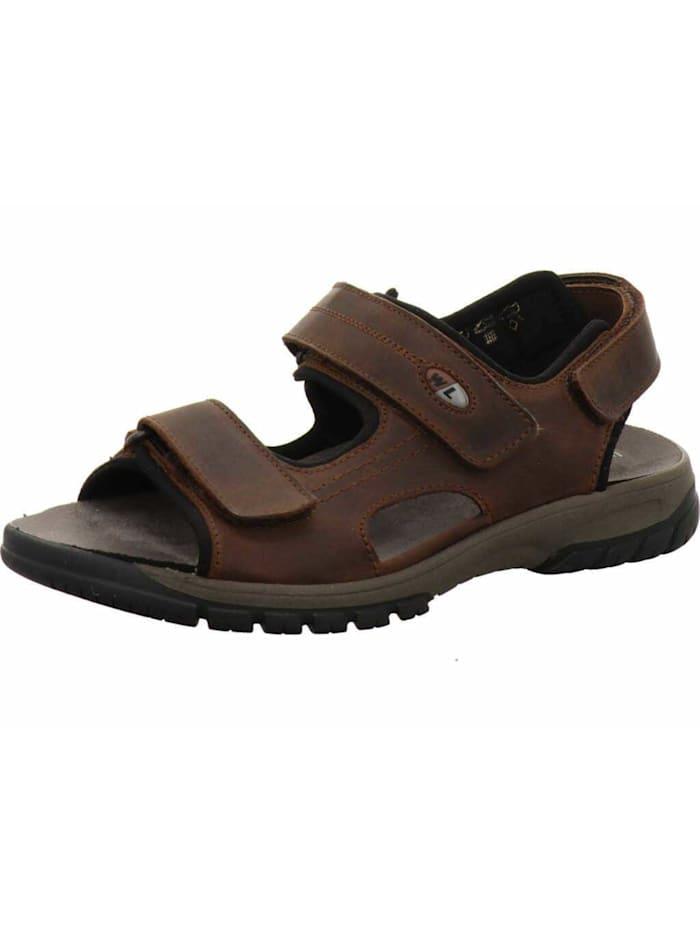 Waldläufer Sandale Sandale, braun