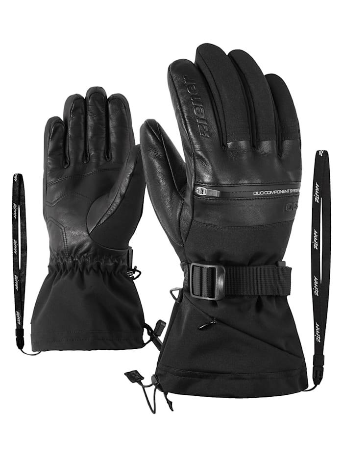 Ziener GALLINUS AS(R) PR DCS glove, Black
