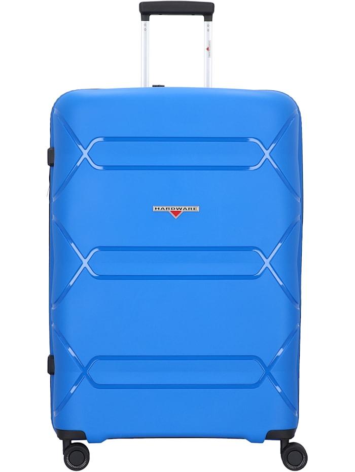 Hardware Tokyo 4-Rollen Trolley 75 cm, cobalt blue