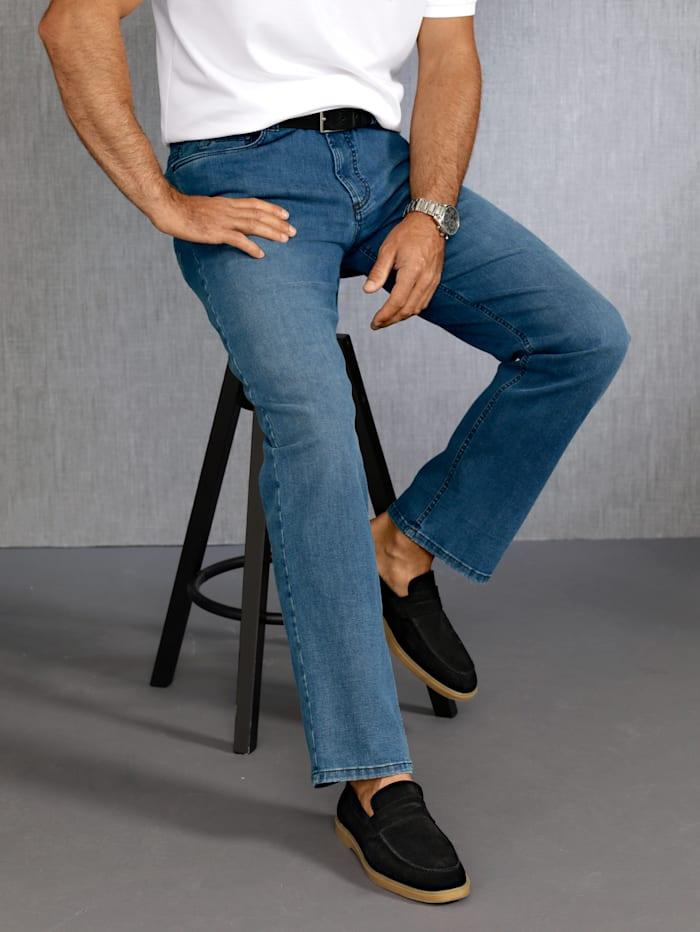 Babista Premium Jeans mit dualFX Technologie, Hellblau
