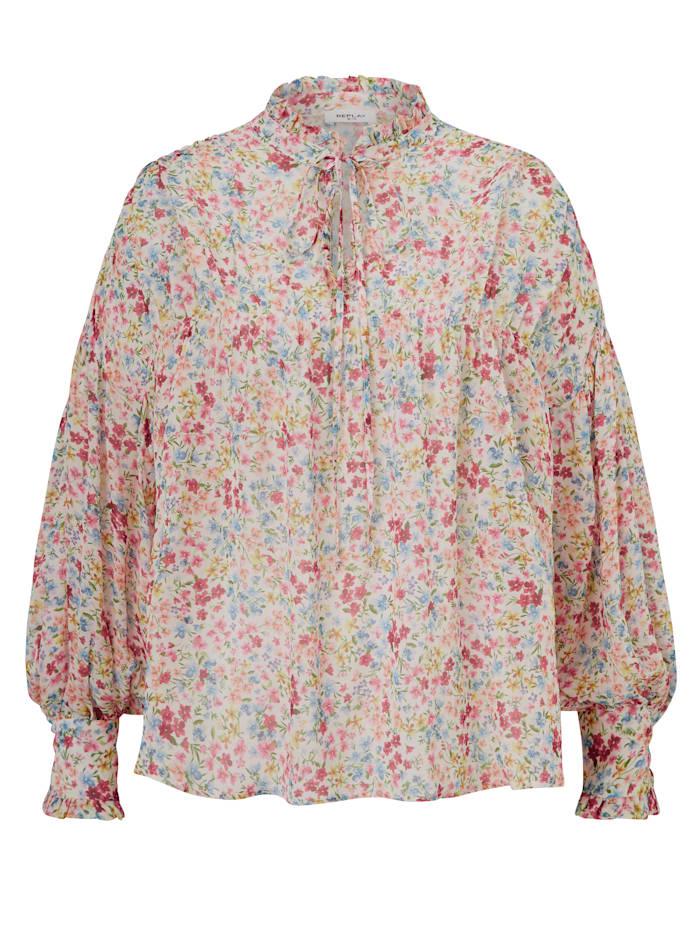 REPLAY Bluse, Multicolor
