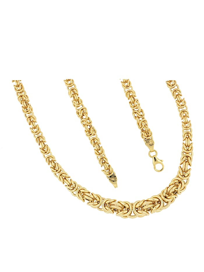 Königskette in Gold 585
