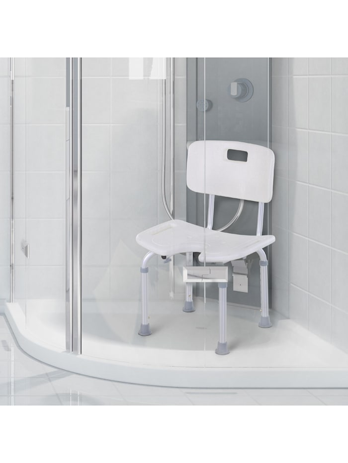 Duschstuhl höhenverstellbar
