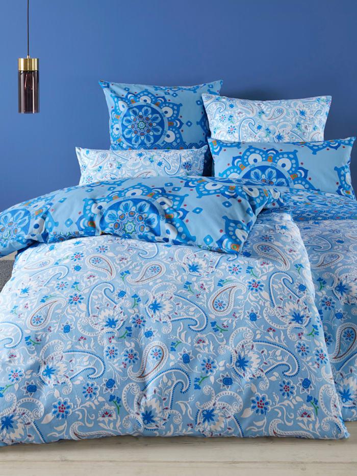 Casamaxx Sengesett -Jasmin-, blå