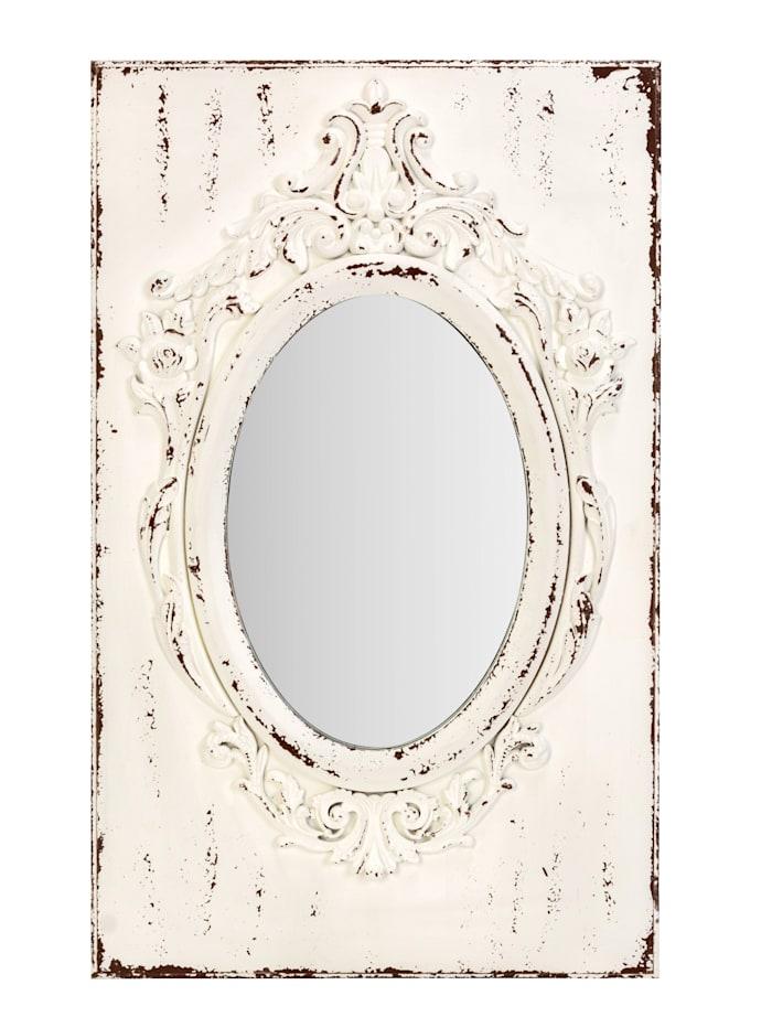 MARAVILLA Spiegel, creme-weiß
