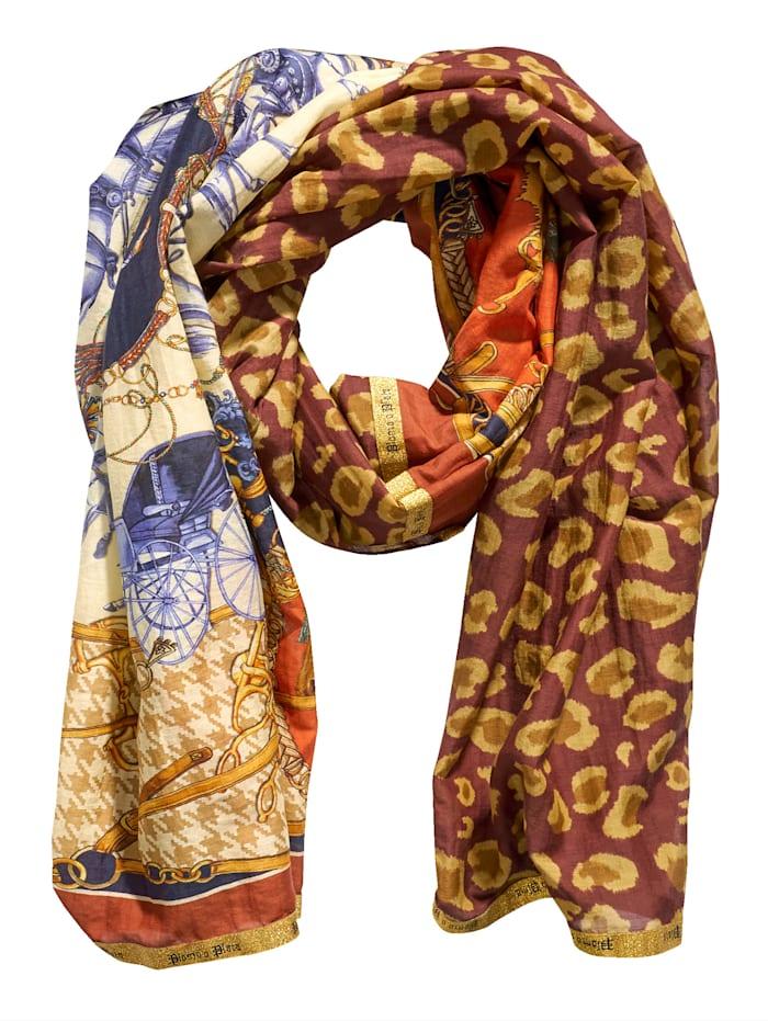 Plomo o Plata Schal, Multicolor