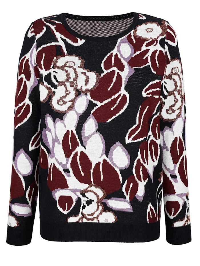 15 Oversizepulli Mit V Muster Fashion Sweaters Pullover 13