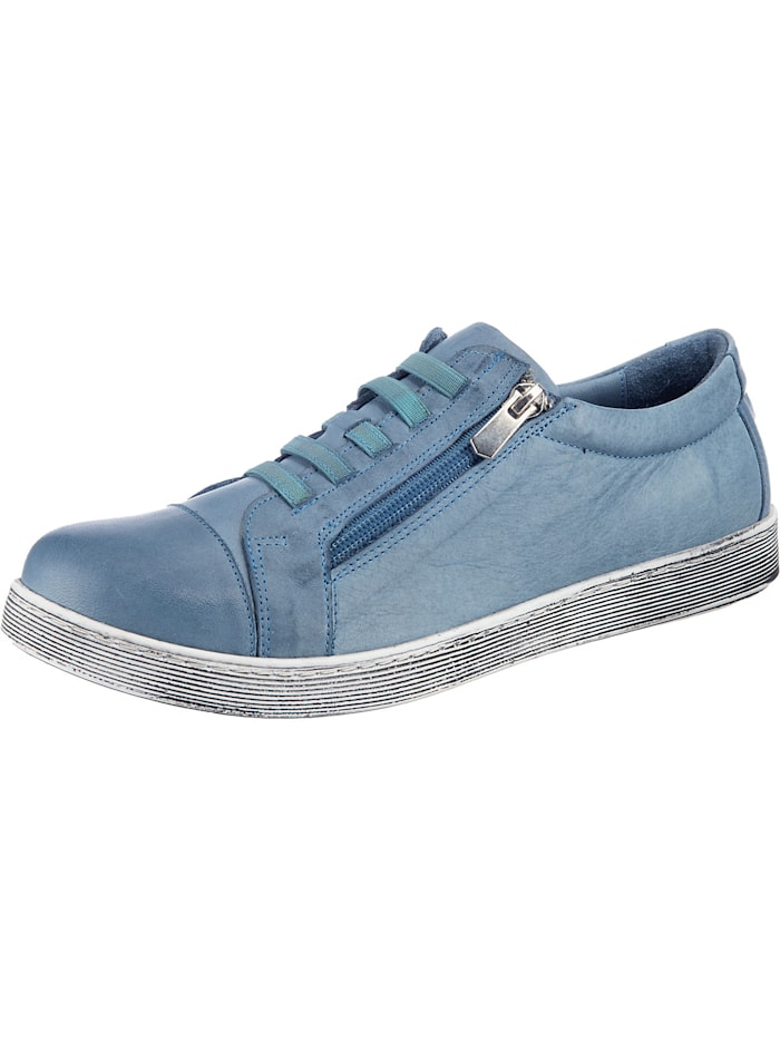 Andrea_Conti Sneakers Low, blau