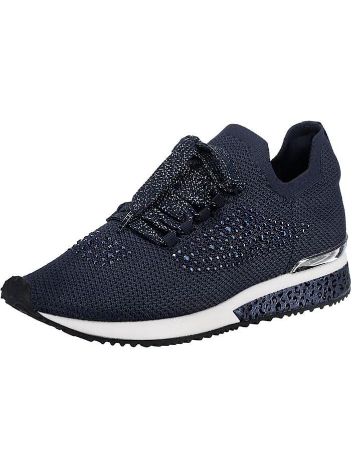 La Strada Sneakers Low, blau
