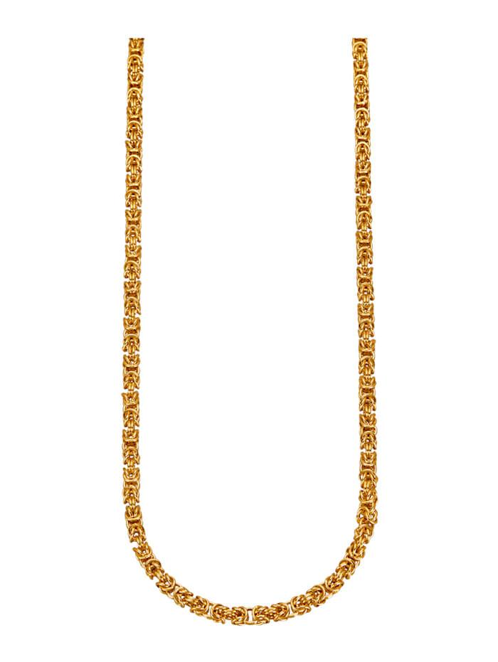 Diemer Gold Königskette, Gelbgoldfarben