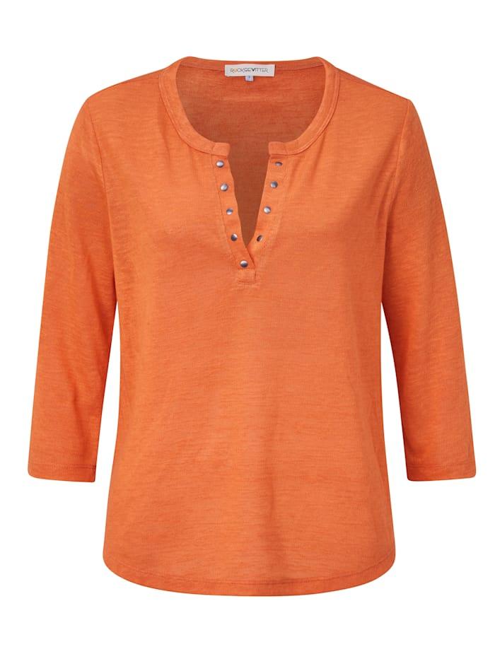 ROCKGEWITTER Shirt, Neonorange