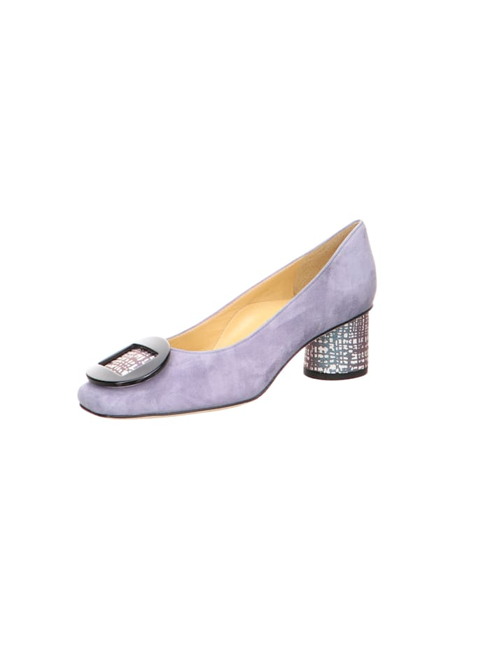 Brunate Pumps, grau
