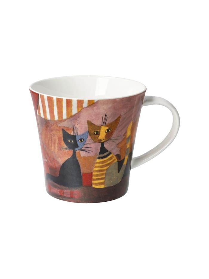 """Goebel Goebel Coffee-/Tea Mug Rosina Wachtmeister - """"Rouge"""", Wachtmeister - Rouge"""