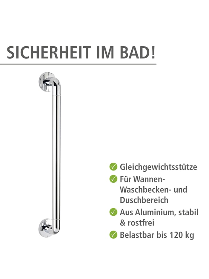 Wandhaltegriff Secura Chrom 64,5 cm