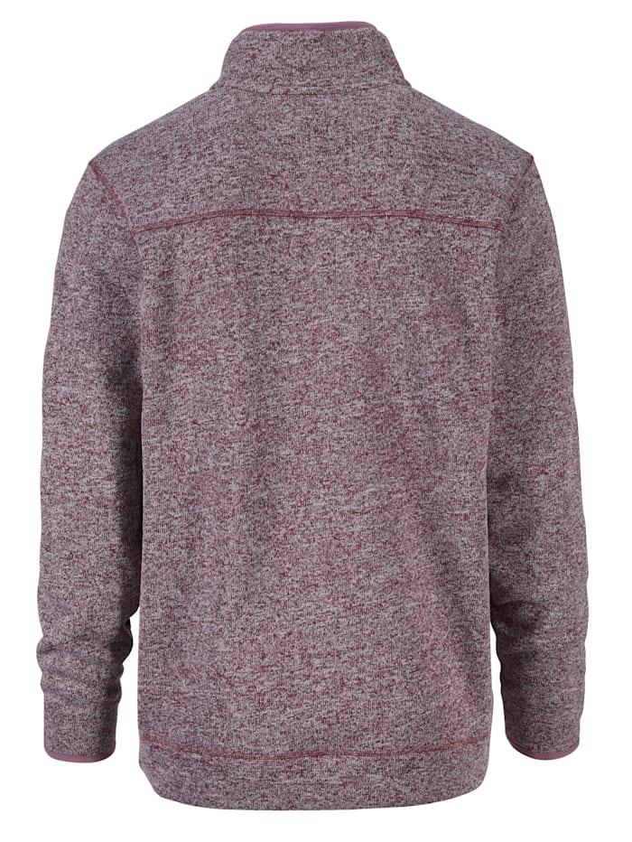 Sweatshirt met warme, zachte binnenkant