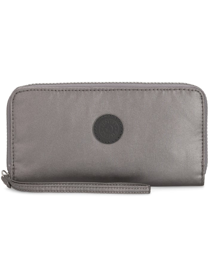 Kipling Classics Imali Geldbörse RFID 19 cm, carbon metallic