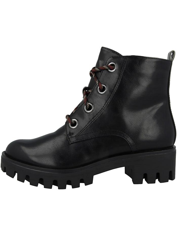 Tamaris Boots 1-25207-25, schwarz