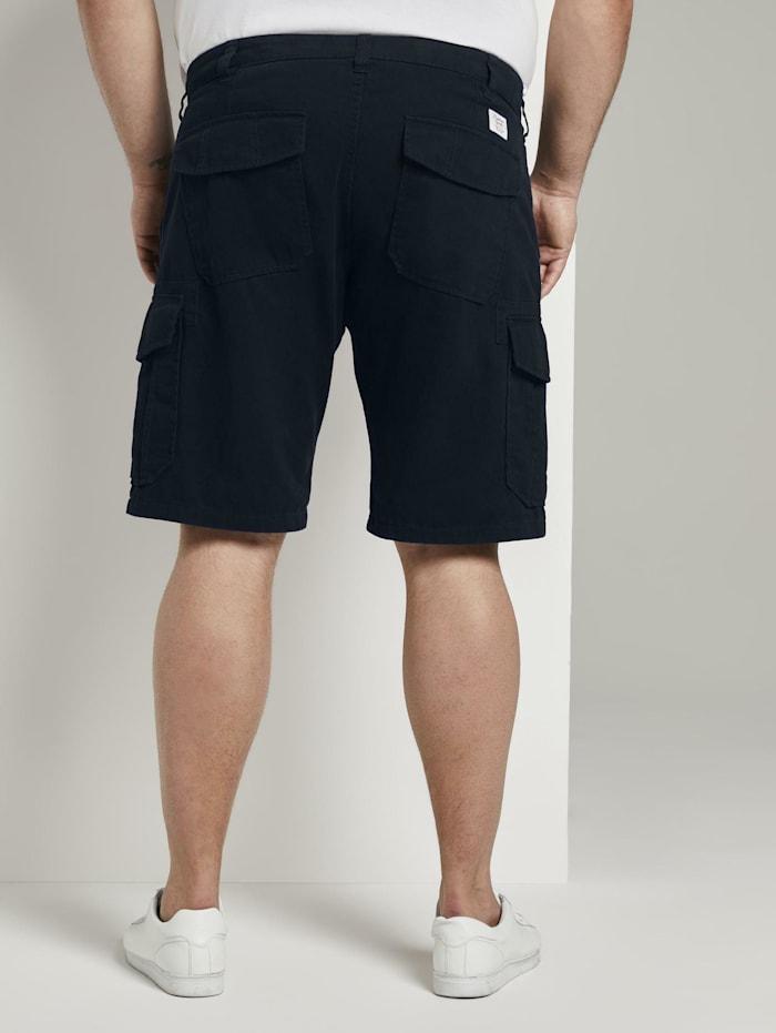 Cargo Morris Relaxed Bermuda Shorts