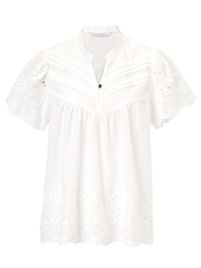 summum Bluse, Off-white
