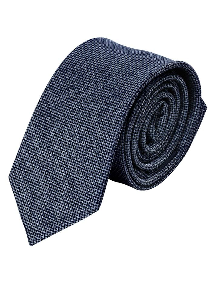 BABISTA Krawatte aus reiner Seide, Blau