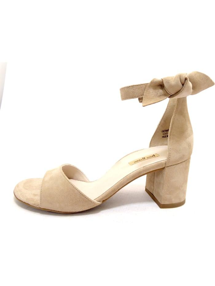 Paul Green Sandalen/Sandaletten, beige