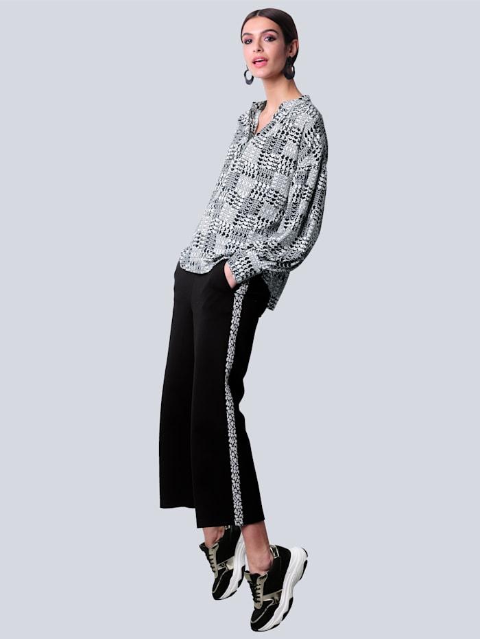 Hose in angesagter Culotteform